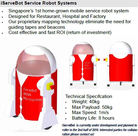 iServeBot inovamicro